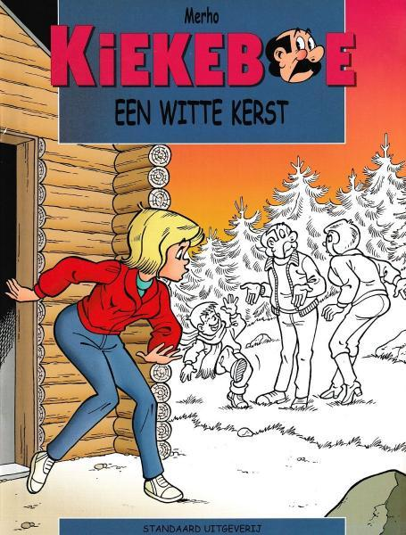 De Kiekeboes S11 Een witte kerst