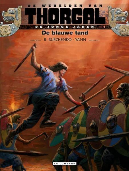 De werelden van Thorgal - De jonge jaren 7 De blauwe tand