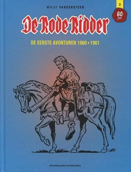 De Rode Ridder - Integraal 2 De eerste avonturen 1960-1961