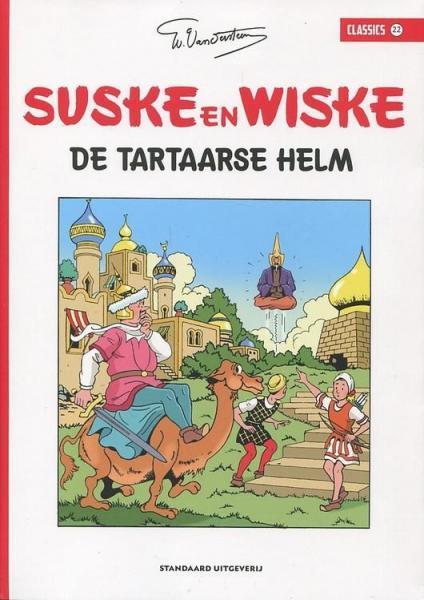 Suske en Wiske classics 22 De Tartaarse helm
