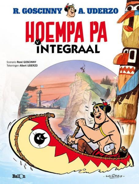 Hoempa Pa INT 1 Integraal