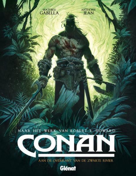 Conan de avonturier 3 Aan de overkant van de zwarte rivier