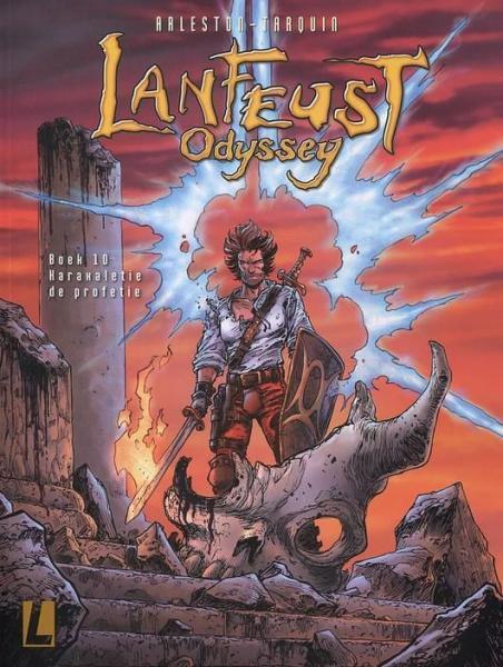 Lanfeust odyssey 10 Karaxaletie de profetie