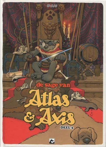 De sage van Atlas & Axis 3 Deel 3