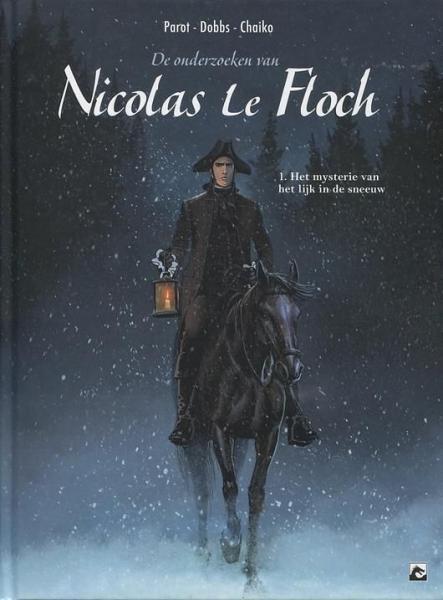 Nicolas Le Floch 1 Het mysterie van het lijk in de sneeuw