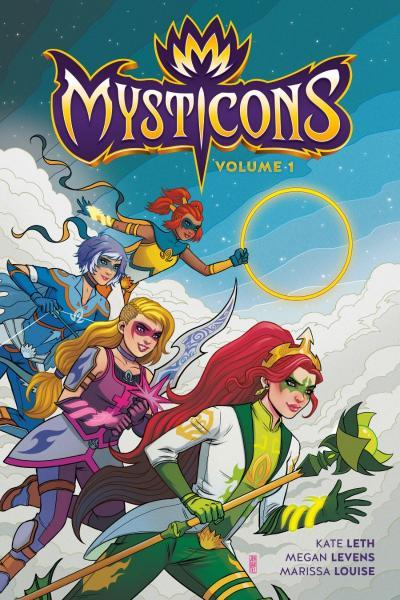 Mysticons 1 Volume 1