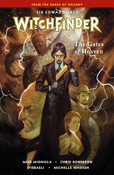 Witchfinder: The Gates of Heaven INT 1 Witchfinder: The Gates of Heaven
