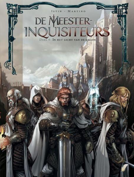 De meester-inquisiteurs 6 In het licht van de chaos