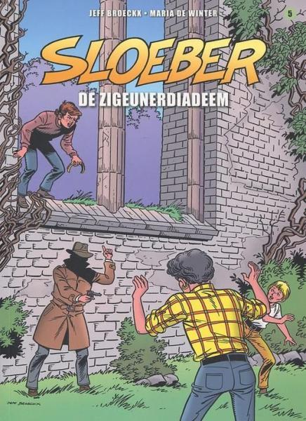 Sloeber (Saga) A5 De zigeunerdiadeem