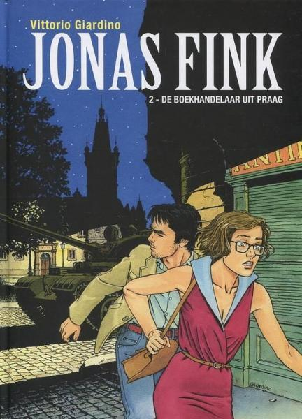 Jonas Fink (Saga) 2 De boekhandelaar uit Praag