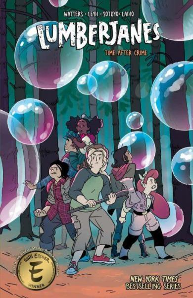 Lumberjanes INT 11 Time after Crime