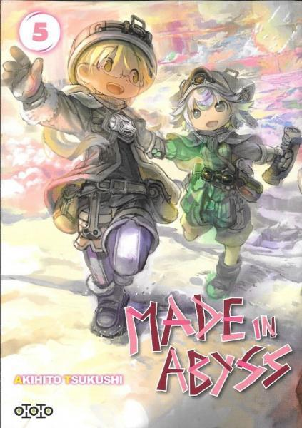 Made in Abyss 5 Tome 5