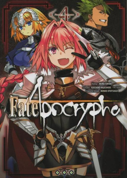 Fate/Apocrypha 4 Tome 4