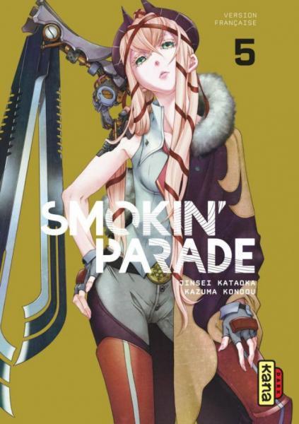 Smokin'parade 5 Tome 5