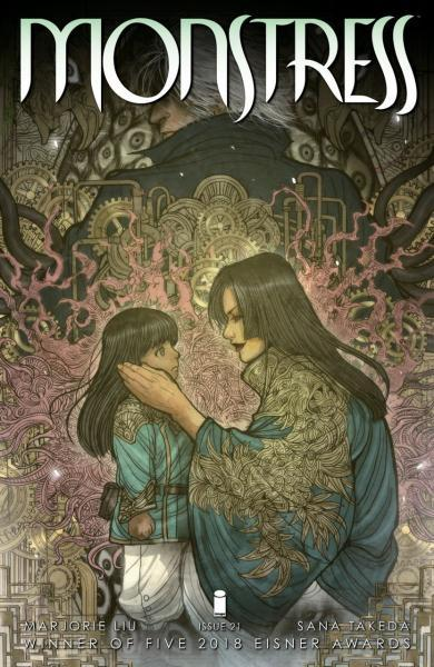 Monstress 21 Issue #21