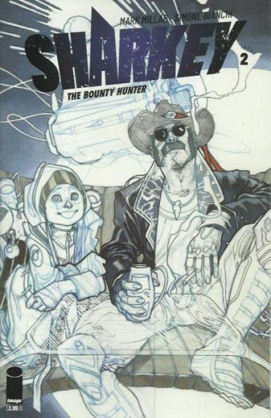 Sharkey the Bounty Hunter 2 Issue #2
