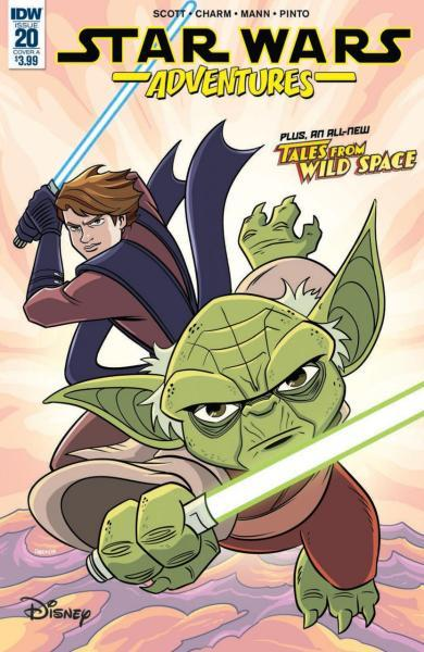 Star Wars Adventures (IDW) 20 Issue #20