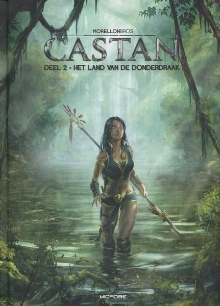 Castan 2 Het land van de donderdraak