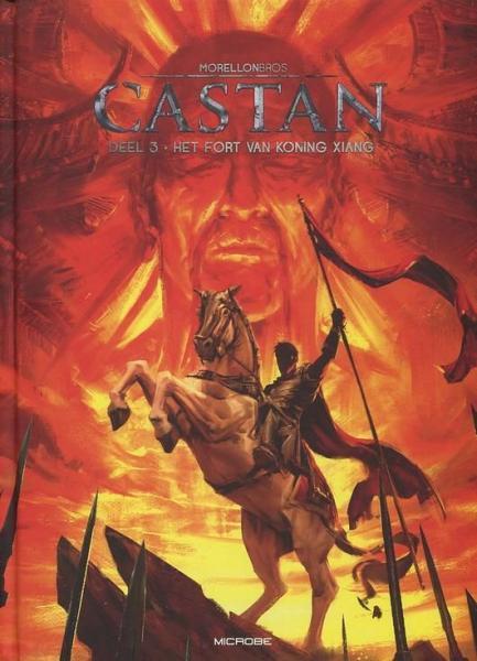 Castan 3 Het fort van koning Xiang