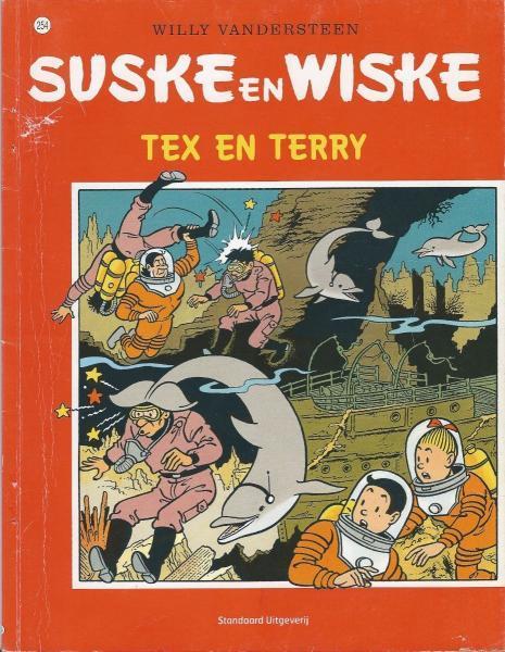 Suske en Wiske 254 Tex en Terry