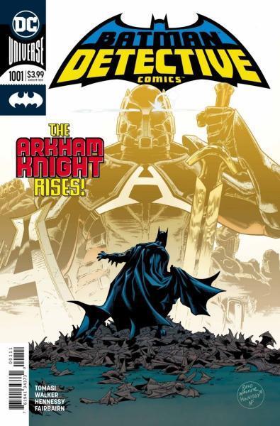 Detective Comics B1001 Medieval