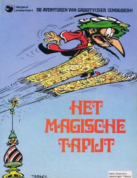 Iznogoedh 8 Het magische tapijt