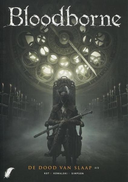 Bloodborne (Daedalus) 2 De dood van slaap - 2