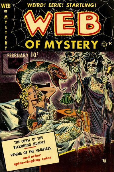 Web of Mystery 1