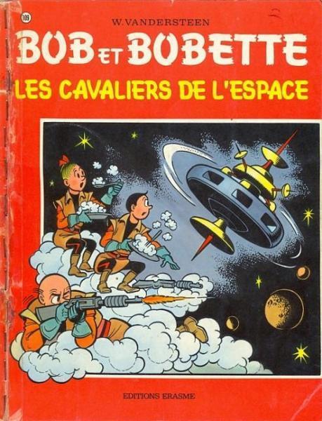 Suske en Wiske 109 Les cavaliers de l'espace