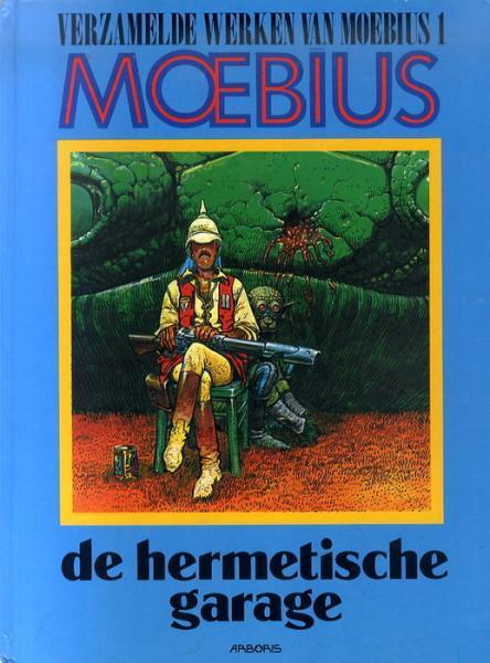De verzamelde werken van Moebius