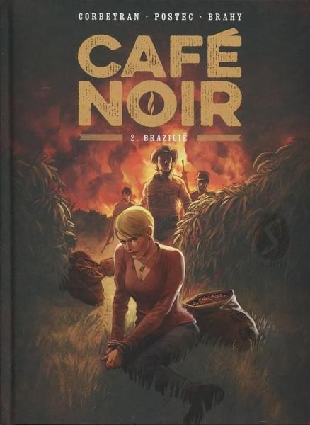 Café noir 2 Brazilië