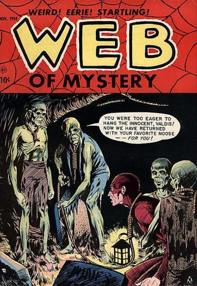 Web of Mystery 27 Issue #27