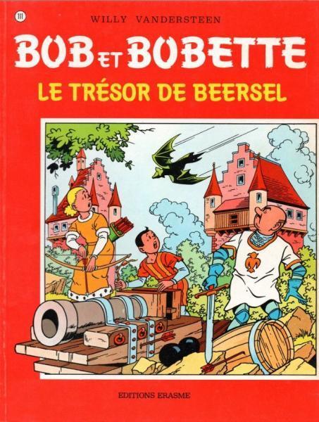 Suske en Wiske 111 Le tresor de Beersel