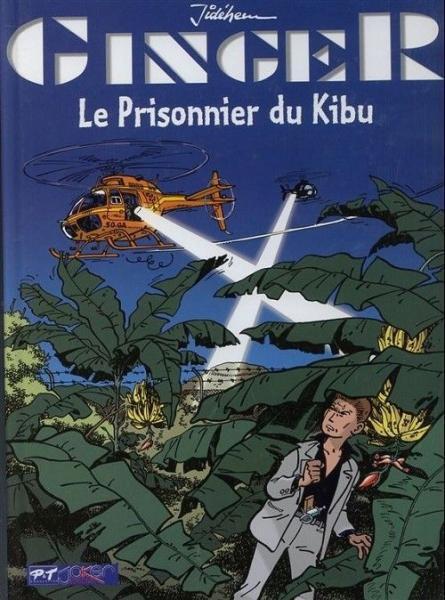 Ginger (Joker) 4 Le prisonnier du Kibu