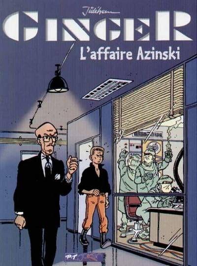 Ginger (Joker) 2 L'affaire Azinski