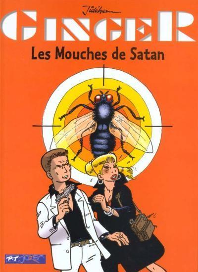 Ginger (Joker) 3 Les mouches de Satan