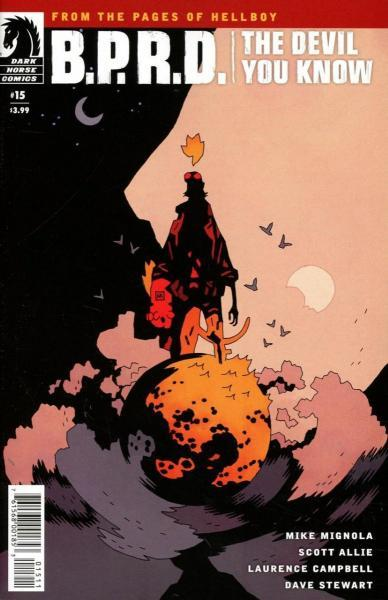 B.P.R.D.: The Devil You Know 15 Issue #15