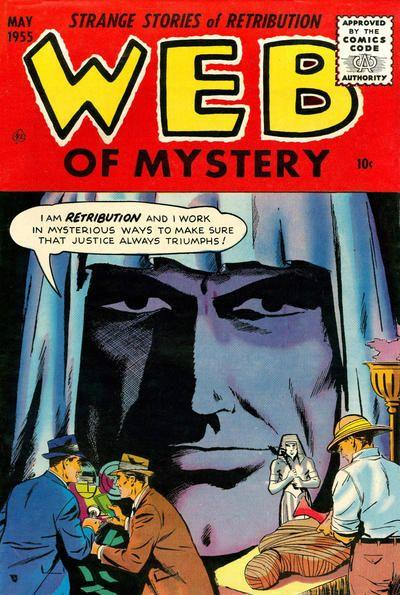 Web of Mystery 28 Issue #28