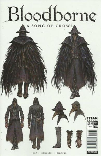Bloodborne 10 A Song of Crows, Part 2