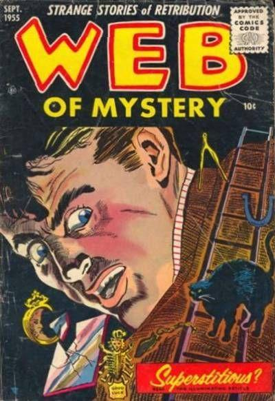 Web of Mystery 29 Issue #29