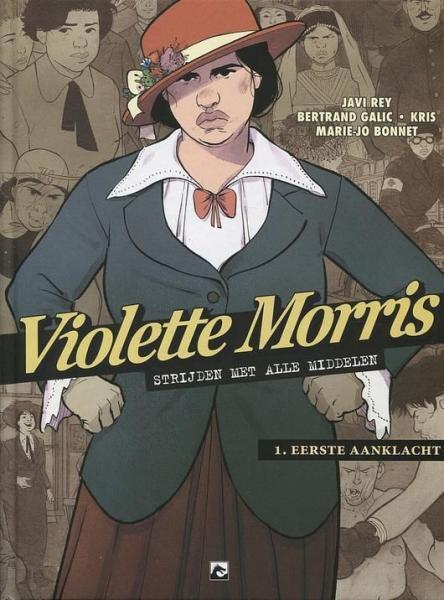 Violette Morris 1 Eerste aanklacht