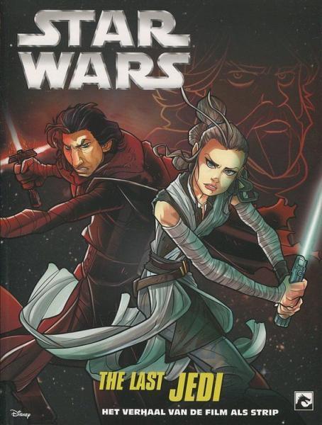 Star Wars: Filmspecial (Dark Dragon) 9 The Last Jedi