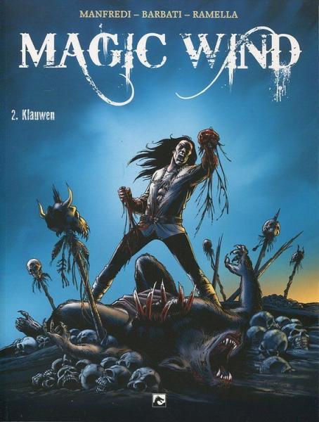 Magic wind 2 Klauwen