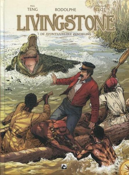 Livingstone 1 De avontuurlijke zendeling