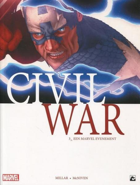 Civil War: Een Marvel evenement 3 Deel 3