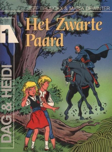 Dag en Heidi 1 Het zwarte paard
