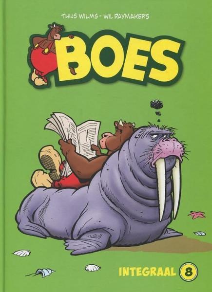 Boes (Saga) INT 8 Integraal 8