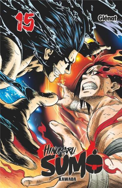 Hinomaru Sumo 15 Tome 15