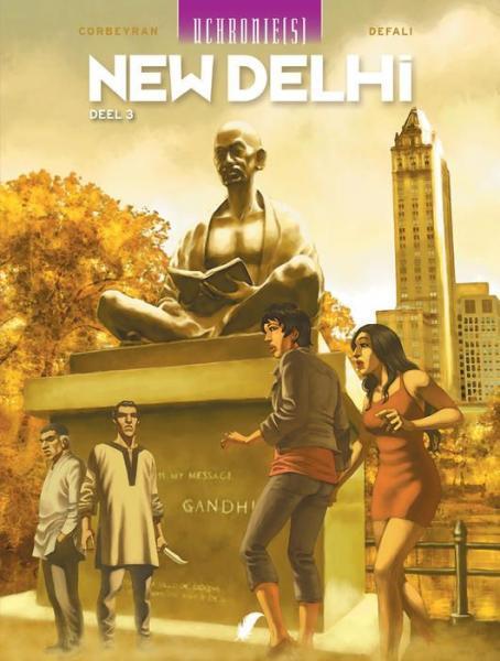 Uchronie(s) - New Delhi 3 Deel 3