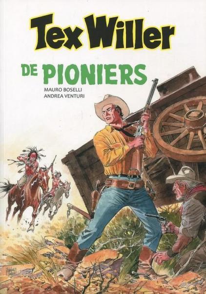 Tex Willer (Classics Hum!) 11 De pioniers